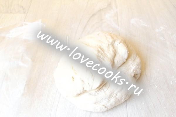 Швидке дріжджове тісто для пиріжків