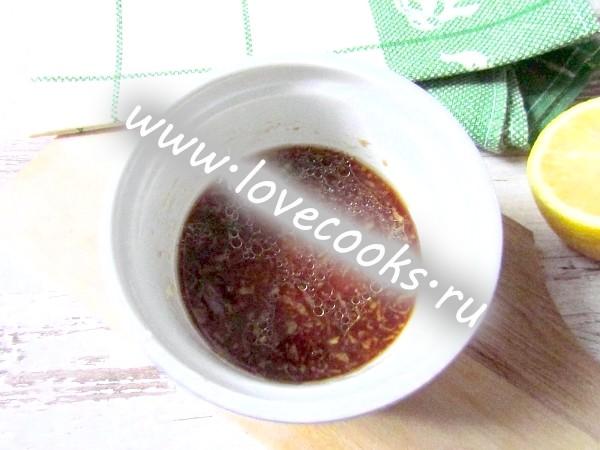 Дорадо запечена з овочами і оливками