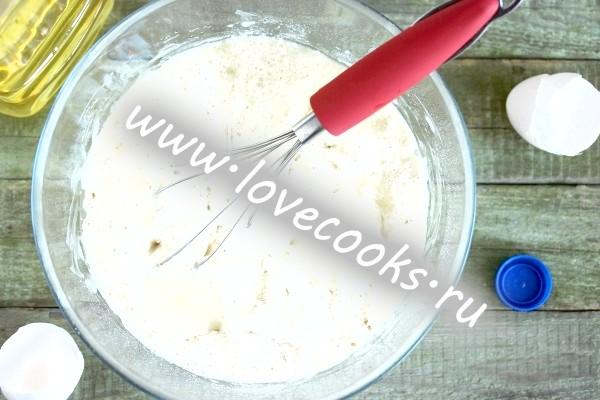 Дріжджове тісто «Улюблене»