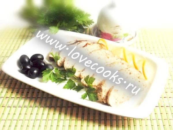 Рецепт фаршированої риби, запеченої в духовці