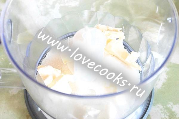 Галушки з сиру
