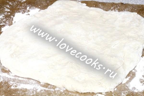 Хліб «Чіабатта» в духовці
