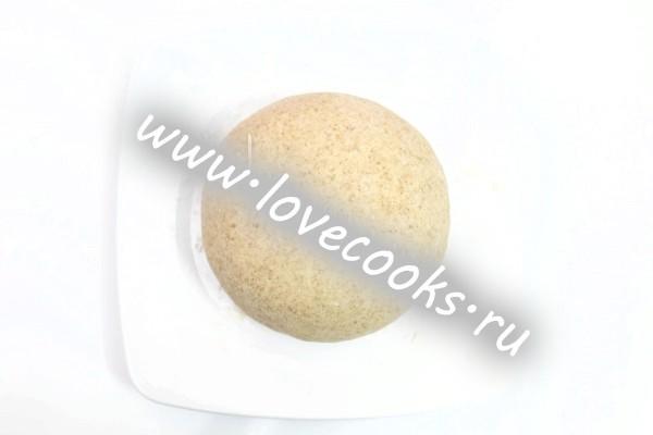 Хліб з трьох видів борошна