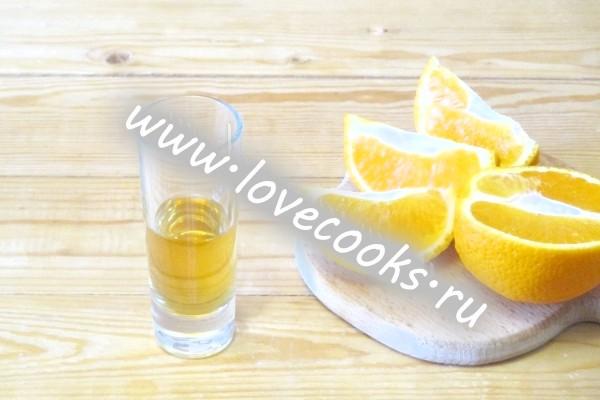 Коктейль з вишневим соком «Ромовий захід»