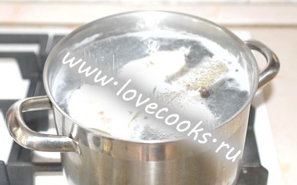 Рибний суп з тріски