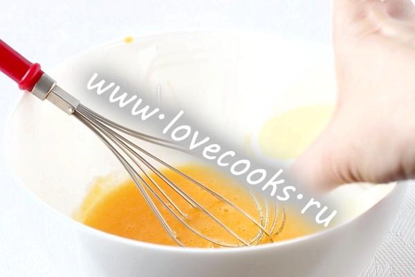 Яєчні білки і жовтки