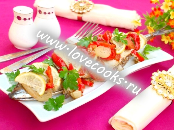 Рецепт скумбрії по-провансальські