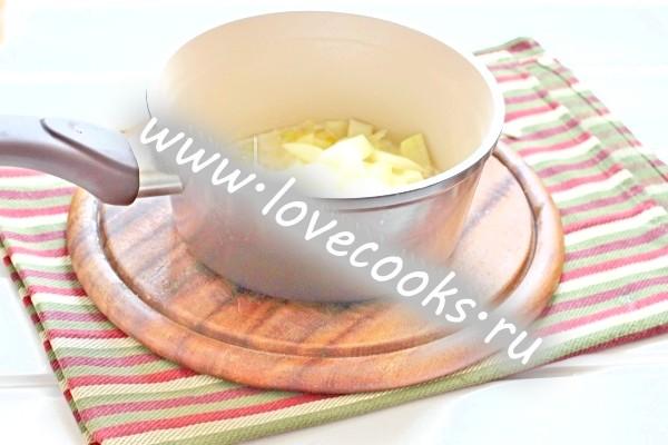 Вершково часниковий соус
