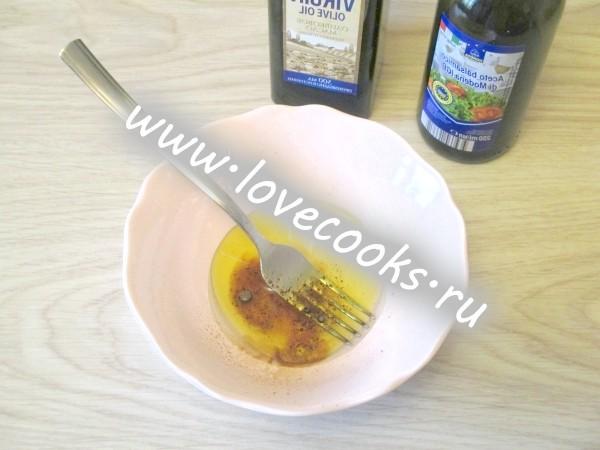 Соус для салату з креветками