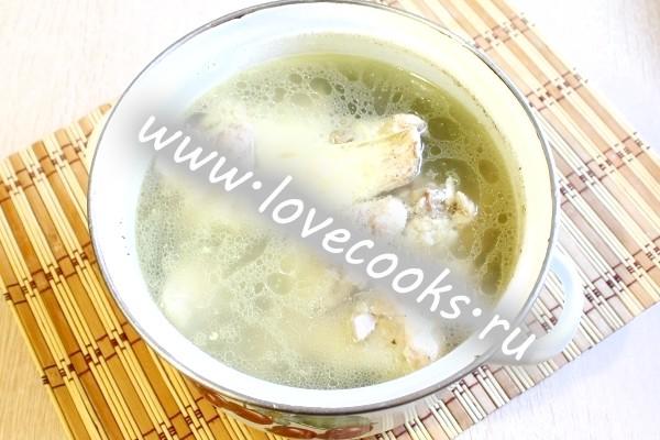 Суп «Селянський»