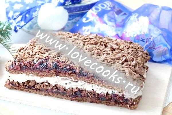 Рецепт торта Каракуль
