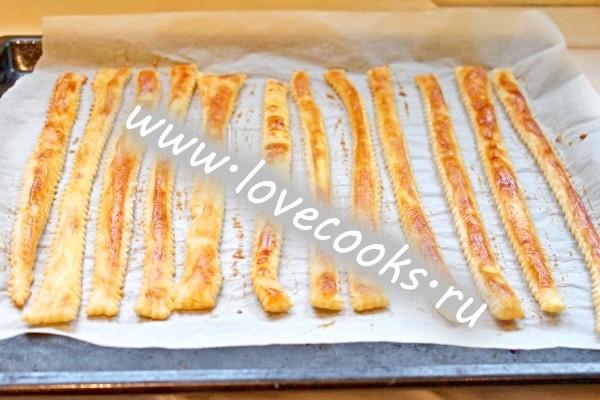 Торт «Поліно» з листкового тіста