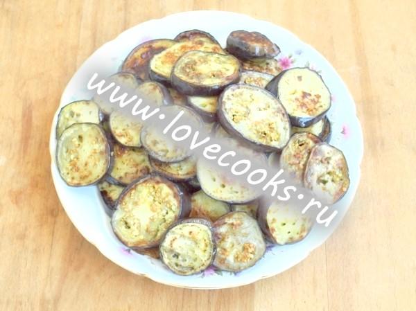 Закуска з баклажанів на зиму «Вогник»